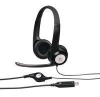 EXDISPLAY Logitech H390 Stereo Headset - USB
