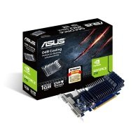 EXDISPLAY Asus G210 1GB DDR3 VGA DVI HDMI PCI-E Low Profile Graphics Card