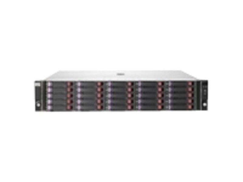 HPE StorageWorks Disk Enclosure D2700 25 Bays 2U Rack Mountable