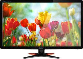 """EXDISPLAY Acer GN246HL 24"""" 3D LED DVI HDMI Monitor"""