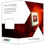 EXDISPLAY AMD FX-4300 3.8GHz Socket AM3+ 8MB Cache Retail Boxed Processor