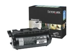 Lexmark X642e Black Return Programme Toner Cartridge