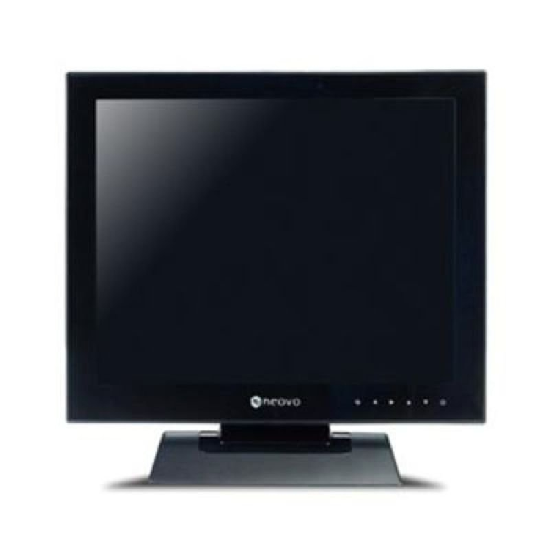 AG Neovo Eco U17 17 Inch LCD Monitor with NeoV Glass