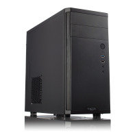 EXDISPLAY Fractal Design Core 1100 Micro ATX Case