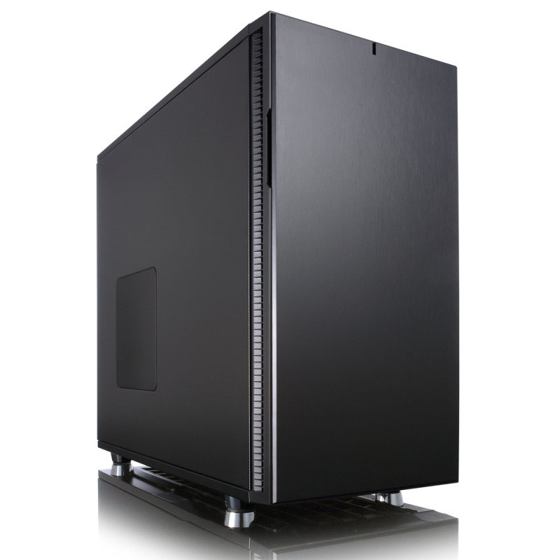EXDISPLAY Fractal Design Define R5 Black Pearl Computer Case