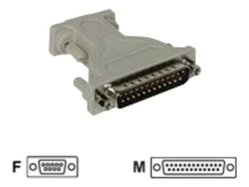 C2G, DB9F to DB2Serial Adapter