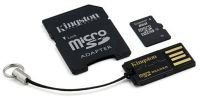 Kingston 8GB microSDHC with adapter