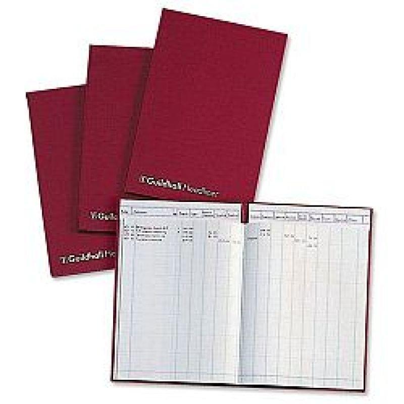 Guildhall Headliner Account Book - 16 Column