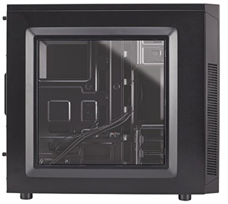 Corsair Carbide Series 100R Mid-Tower Case Black with Windowed Side Panel