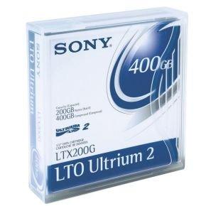 Sony LTO-2 Ultrium 200/ 400GB (609m) Data Cartridge - 20 Pack