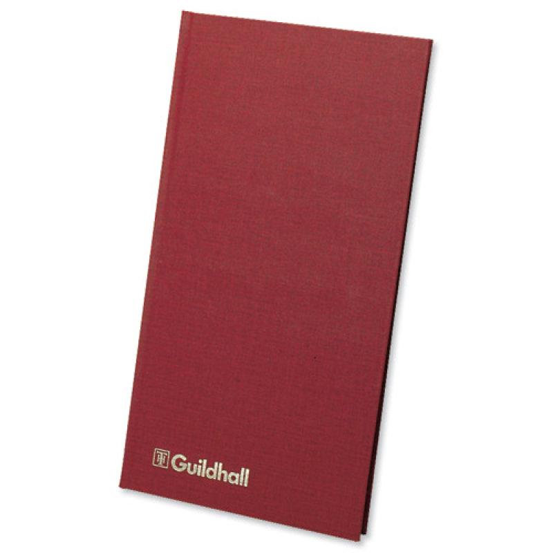 Guildhall Petty 1 Debit 7 Credit Cash Book