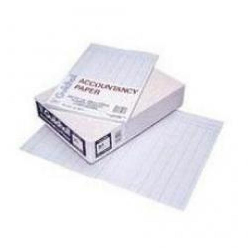 Guildhall 16 Column Account Paper - 240 Sheets