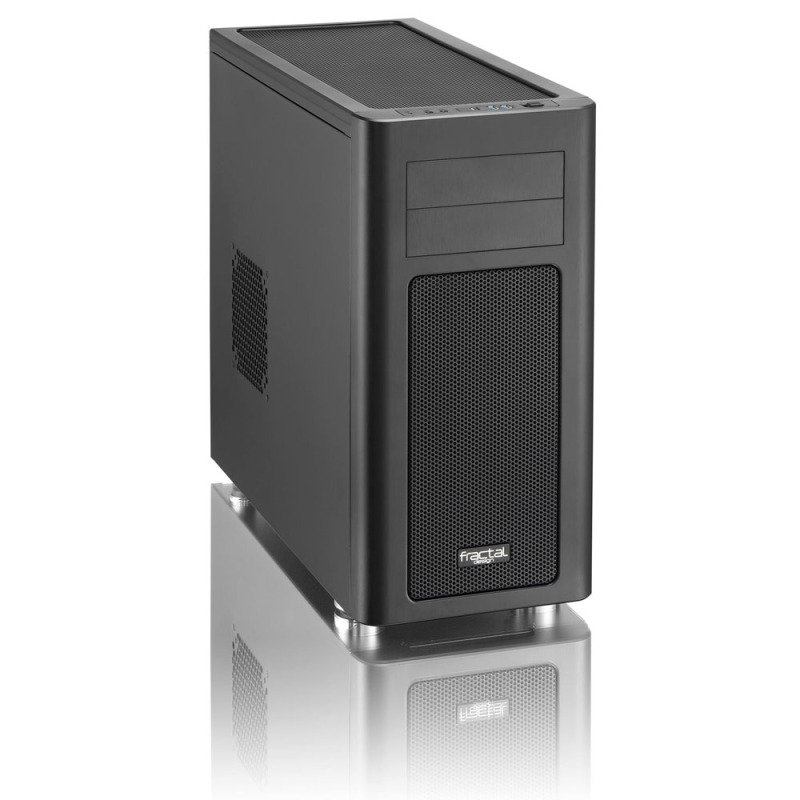 Image of Fractal Design Arc 2 Midi Tower Case (Black)