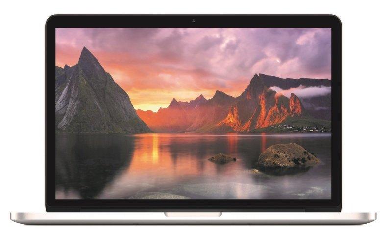 "Image of Apple Macbook Pro, Intel Core i5 Dual Core 2.7GHz, 8GB RAM, 256GB Flash, 13.3"" with Retina Display, Intel Iris 6100, Bluetooth 4.0, OS X Yosemite"