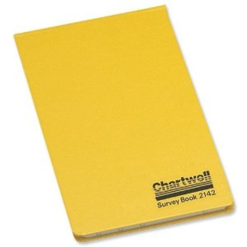 Chartwell Field Book Weather Resistant - 160 Pages