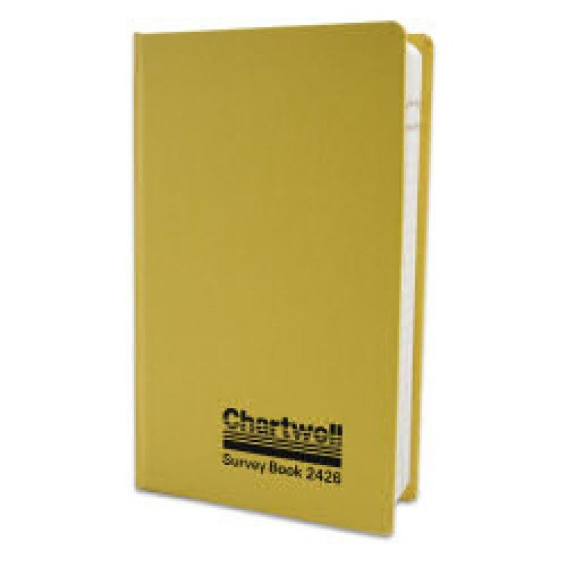Chartwell Survey Level Collimation Book - 160 Pages