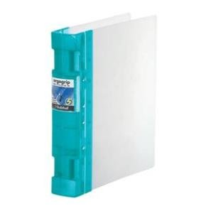 Guildhall GLX Ergogrip 4 Ring Binder - Green