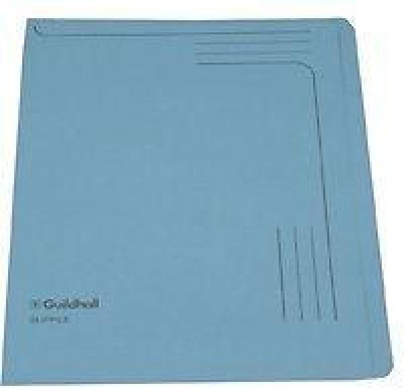 Guildhall Manilla Slipfile - Blue