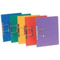 Europa Spiral Wirebound File Assorted - Pack of 25