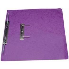 Europa Spiral Wirebound File Lilac - Pack of 25
