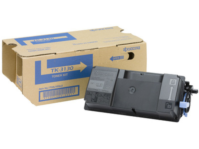 Kyocera TK 3130 Black Toner cartridge