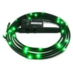 NZXT LED CABLE 2 METER Green Internal Sleeved LED Lighting Kit