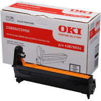 OKI C5850/C5950 Black Drum