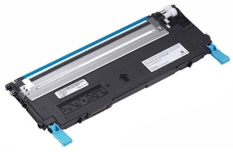 Dell J069K Cyan Toner Cartridge