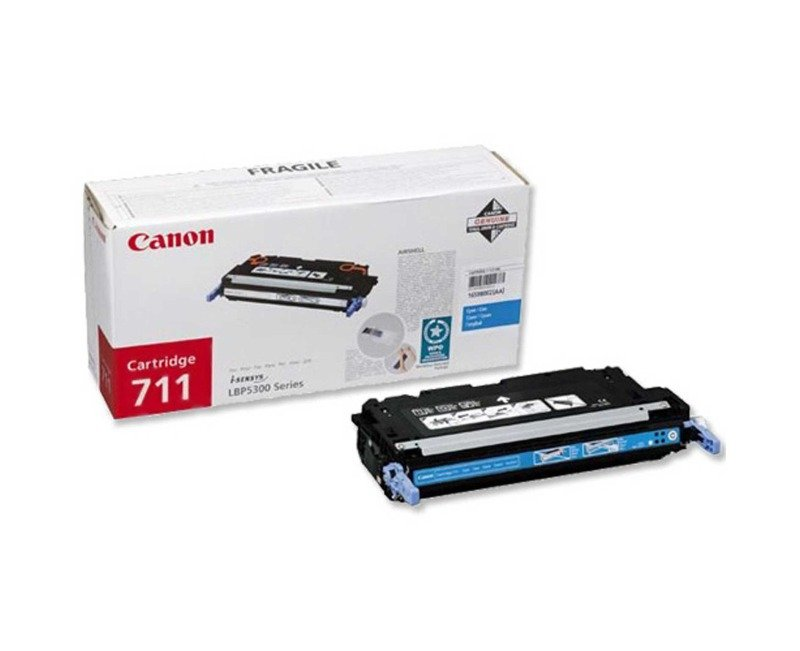 *Canon 711 Cyan Ink Cartridge