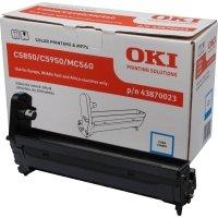 *OKI C5850/C5950 Cyan Drum Kit