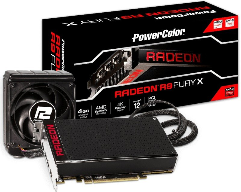 Power Color R9 Graphics Card