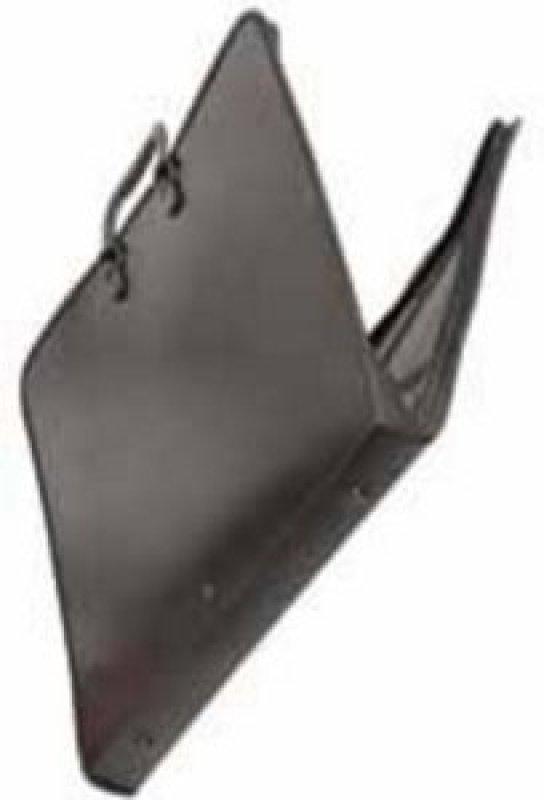 Goldline Black Zip Portfolio - A2