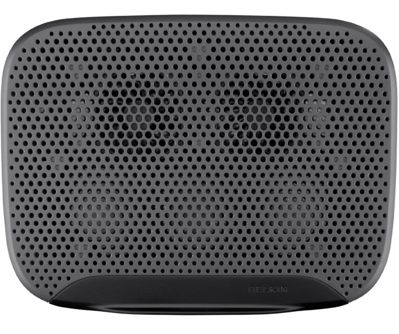 Belkin CoolSpot Dual Fan Cooling Pad for Laptops up to 17&quot  Black
