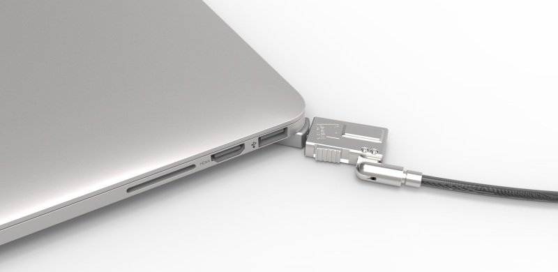MacBook Air 13 Bracket w Wedge Lock