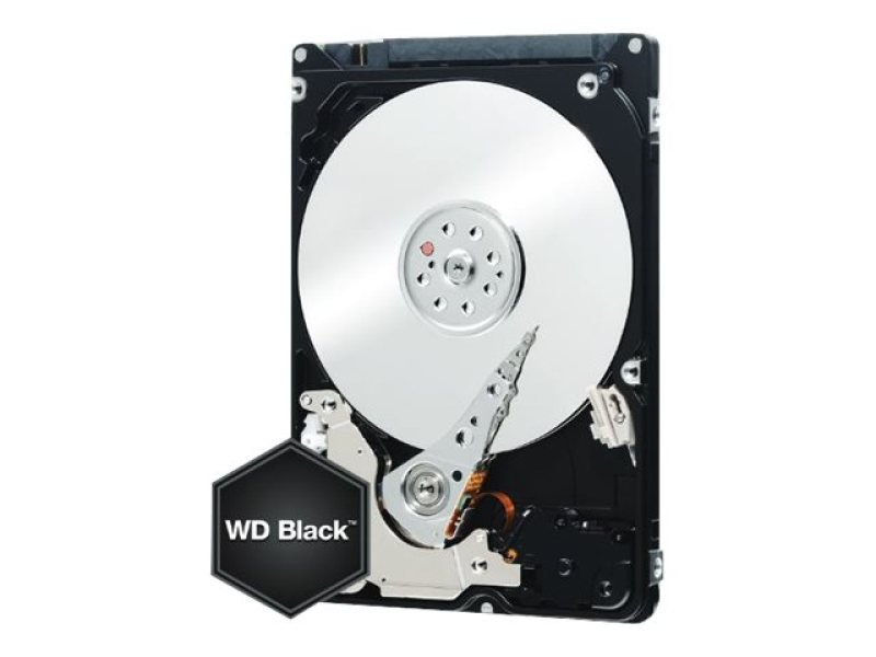 "WD Black 250GB 2.5"" SATA Mobile Hard Drive"
