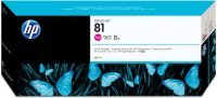 HP 81 Magenta Original Ink Cartridge - Standard Yield	680ml - C4932A