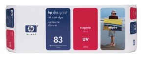 HP 83 680ml Magenta Ink Cartridge