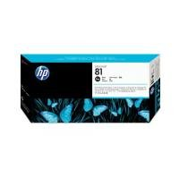HP 81 Black Printhead and Cleaner - C4950A