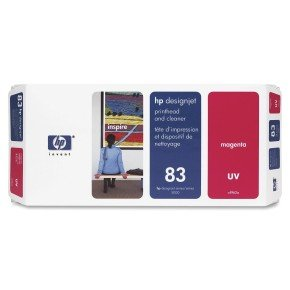 HP 83 magenta Printhead with cleaner - C4962A