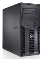 Dell PowerEdge T110 II Xeon E3-1220V2 3.1 GHz 4GB RAM 1TB HDD Tower Server