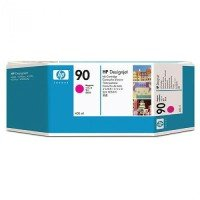 HP 90 Magenta Original	Printhead & Printhead Cleaner For use with - Selected Printers* - C5056A