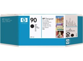 HP 90 775ml Black Ink Cartridge - C5059A