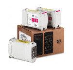 HP 90 Multi-pack 3x MagentaOriginal Ink Cartridge - High Yield 3 x 400ml - C5084A