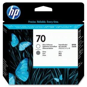 Hp 70 Gloss Enhancer & Gray Printhead - C9410A