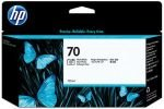 HP 70 Photo Black Original Ink Cartridge - Standard Yield 130ml	- C9449A