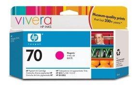 HP 70 Magenta Ink Cartridge - C9453A