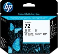 HP 72 Grey And Photo Black Printhead - C9380A