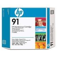 HP 91 OriginalMaintenance Cartridge For use with - HP DesignJet Z6100's - C9518A