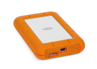 Lacie 500GB Rugged Thunderbolt USB 3.0 Portable Hard Drive