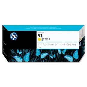 HP 91 Yellow Inkjet Cartridge C9469A